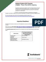 Ssp Application Guide