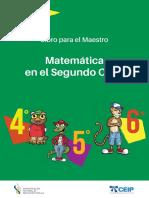 Matematica Maestro SegundoCiclo