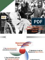 Proceso de Descolonización I