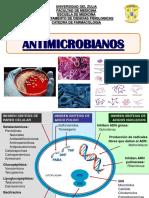 5ta Clase - Macrolidos, Clindamicina, Estreptograminas, Cloranfenicol, Linezolid.pptx