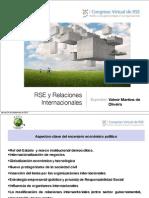RSE y Relaciones Internacionales