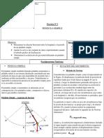 Informe de Lab.fisica Con Grafica Logaritmica Pendulo simple