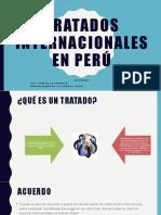 Tratados Internacionales en Perú
