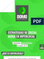 4.- Alejandro Varas - Estrategias en Hiperlocal #SMDayEC
