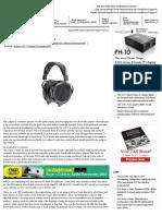 Audeze LCD-X Pathos