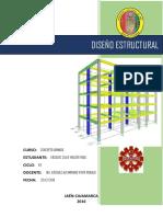 Estructuras de Concreto Armado