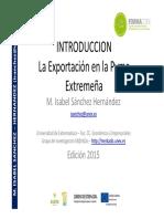 1 Sesion 1 Exportacion 2015 Sanchez i
