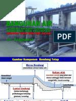 3 Dimensi Hidrolik Mercu Kolam Olak ( Bu Sangkawati )