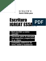 Schaum's Quick Guide to Essay Writing(spanish).pdf