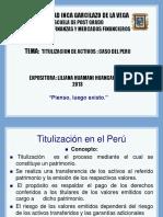Titulizacion de Activos 2013