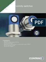 Ultrasonic proximity switches.pdf