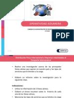 Operatividad Aduanera