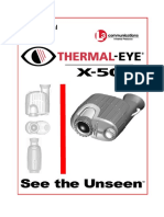 Thermal Eye x50 User Manual