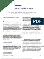 Clinical Practice Guidelines for Colon Volvulus.en.Es