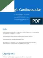 Semiología CV Para USACH 2017