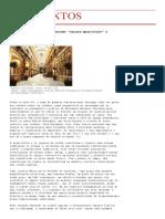 """Arquitextos 112.07_ Cidade e Memória_ Do Urbanismo """"Arrasa-quarteirão"""" à Questão Do Lugar (1) _ Vitruvius"""