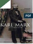 Werner Blumenberg Potrait of Marx Optimsed