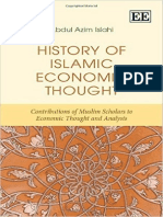 History of Islamic Economic Tho - Abdul a. Islahi