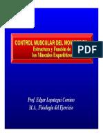 Control Muscular