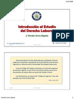 Legislacion Laboral - Unidad 1