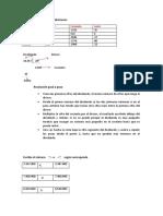 Complete La Tabla de Las DivisionesMM (1)