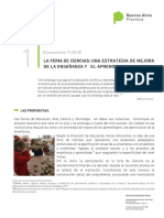 Documento 1 - La Feria de Ciencias
