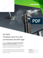 ACARS White Paper