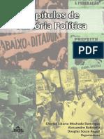 Capitulos de Historia Politica Fontes Ob
