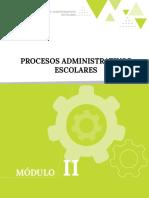 m2 Procesos Administrativos Escolares 29.5.18