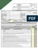 Evaluación Sst Pymes - La Positiva