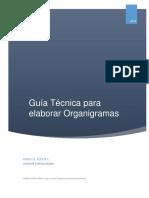 Guia Tecnica Para Elaborar Organigramas