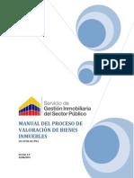 Manual Del Proceso de Valoración de Bi