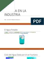 06_el Agua en La Industria