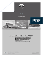 AGC 100 Data Sheet 4921240410 UK
