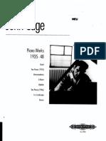 John Cage - Piano works 1938-1948.pdf