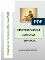 Módulo Epistemología Jurídica