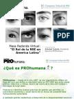 La RSE en Latinoamérica by PROhumana