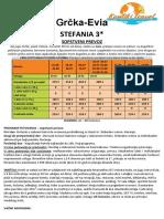 2018 Stefania
