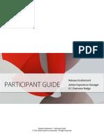 Adobe AEM Participant Guide