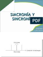 Diacronía y sincronía.ppt