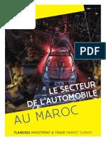 Le Secteur de l'Automobile Au Maroc Un Secteur en Pleine Expansion