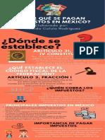 Importancia de impuestos en México