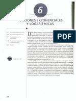 Funciones Exp y Log