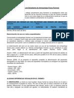 CEANFI (Centro de Estudiantes de Antropología Física-Forense)