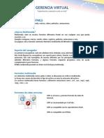 Elementos Multimedia en HTML5