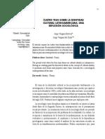 4 tesis identidad cultural latinoamericana reflexion sociologica.pdf