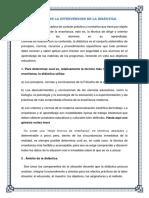 Ambitos de La Intervencion de La Didáctica-1