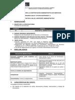 Cas 147-2018 - Asistente Administrativo