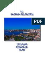 KAdıköy Belediyesi Strateji Planı 2015-2019