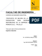 TEISIS DE GESTION LOGISTICA